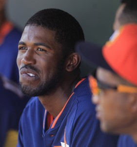 Dexter Fowler has struggled in his first season with the Astros