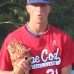 This is potential Rockies top draft pick Kyle Freeland.  It wears his pitch face 24 hours a day. scout.com